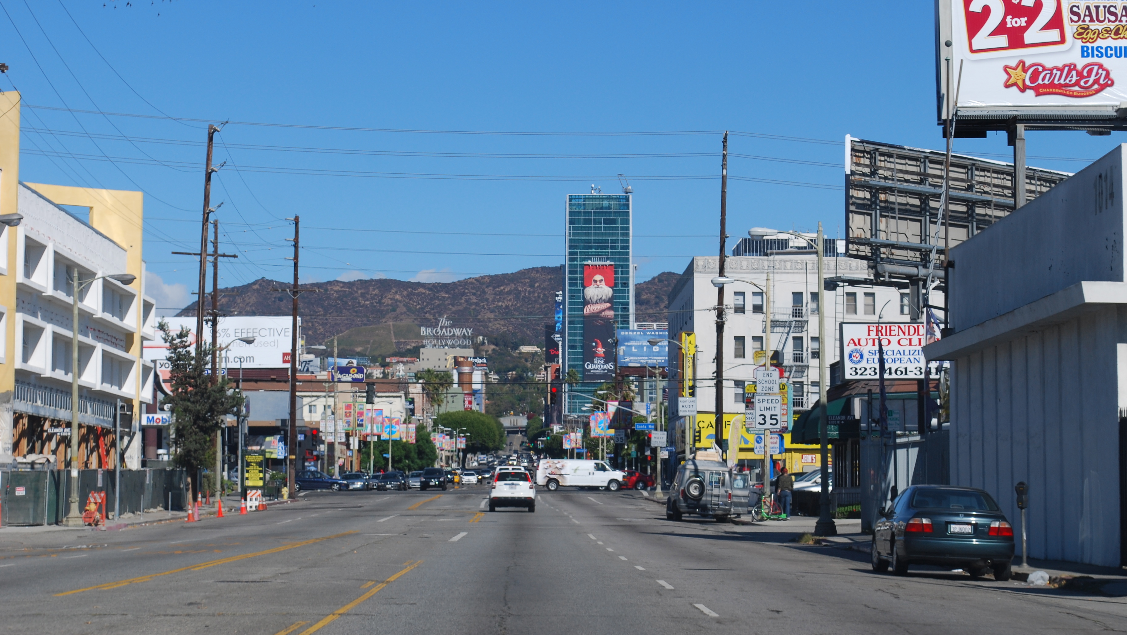 A Short Visit in Los Angeles – A Reflection onWalking